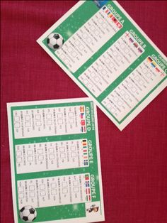 Gratuit: Imprime ton calendrier de l'Euro 2016 ! - Allo Maman Dodo