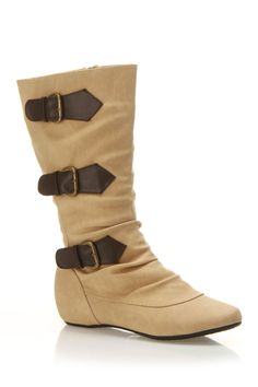 #boots #brown #fall El 4 Boots
