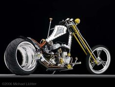 Visit The MACHINE Shop Café... ❤ Best of Bikes @ MACHINE ❤ (Billy Lane Chopper 'The Chronic')