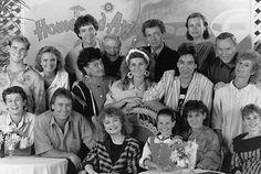The original Home and Away Cast