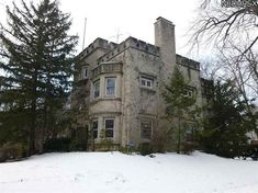 1910 Castle - Cleveland Heights, OH - $439,900 - Old House Dreams