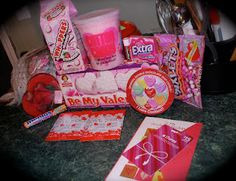 Valentines care Package
