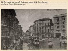 Milano - via Boccaccio