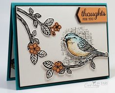 Stampin' Up! Best Birds for Happy Inkin' Thursday