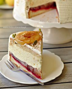 Cake with carrot and ham - Clean Eating Snacks Different Cakes, Salty Cake, Savoury Cake, Cookie Desserts, Clean Eating Snacks, Vanilla Cake, Cake Recipes, Cheesecake, Food And Drink