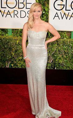 A Pipoca Mais Doce: Golden Globes 2015: vestidos que não comprometem, vá