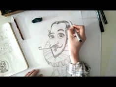 Time lapse drawing Music: http://www.bensound.com