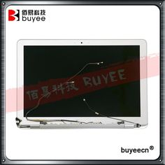 125.00$  Buy now - http://ali4bn.shopchina.info/go.php?t=32799580771 - Used Working 13 Inch LCD For Macbook Air A1237 1304 Full Complete LCD Display Screen Assembly Tested Replacement 125.00$ #bestbuy