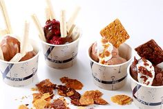 ジャン=ポール・エヴァン、新作テイクアウト アイス - チョコレートアイスをメレンゲやパイ生地と共に | ニュース - ファッションプレス
