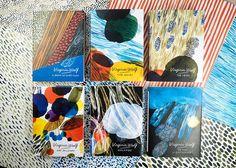 Illustrator Aino-Maija Metsola, known for her textile design work for Finnish brand Marimekko, has designed six covers for Virginia Woolf books, publ Vintage Classics
