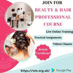 Google Play, Online Courses, Hair Beauty, Train, Videos, Strollers, Cute Hair