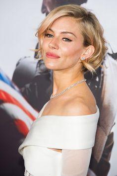 Meet Sienna Miller's Golden Globes Glam Squad - Pret-a-Reporter