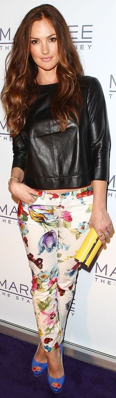 I HAVE THESE PANTS! Dolce & Gabbana :)