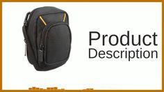 AmazonBasics Large Point and Shoot Camera Case