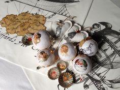 Ornaments, Christmas, Handmade, Home Decor, Xmas, Hand Made, Decoration Home, Room Decor, Navidad