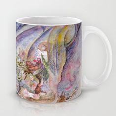 Loner Coffee Mug by crismanart Coffee Mugs, Tableware, Art, Art Background, Dinnerware, Coffee Cups, Tablewares, Kunst, Performing Arts