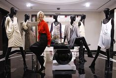 Bergdorf Goodman's Linda Fargo Wishes You'd Cover Your Navel - The Cut