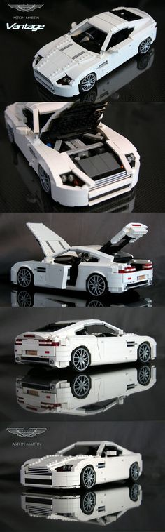 LEGO Aston Martin V8 Vantage (2005) - https://www.luxury.guugles.com/lego-aston-martin-v8-vantage-2005/