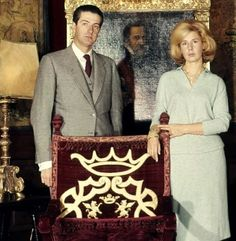 Cayetana Fitz-James Stuart y Silva and Luis Martinez de Irujo y Artazcoz, The Dukes of Alba