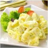 Sucesso, Gastronomia e Felicidade: Receita de maionese de batatas