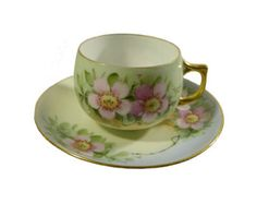 Plankenhammer Bavaria Cup & Saucer by KenFrankCollectibles on Etsy