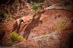 French Colorado mountain bike shredding!