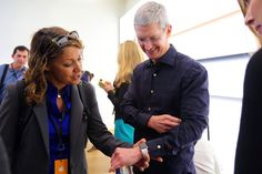 Apple Waits as App Developers Study Who's Buying Its Watch - The New York Times