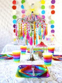 Throw A Rainbow Fair