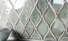 Elegant, Ceramic, Kitchen, Bath, Crackle, Field Tile, Mosaic, Studio V185, The Tile Gallery, (312) 467-9590, www.tilegallerychicago.com