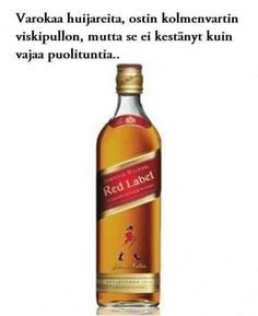 Learn Finnish, Whiskey Bottle, Funny, Quotes, Inspiration, Pastor, Quotations, Biblical Inspiration, Funny Parenting