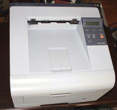 Network Printer ML-3471ND Samsung Workgroup Laser Printer Network/USB #Samsung Usb, Samsung, Laser Printer, Printers, Washing Machine, Office Supplies, Store, Ebay, Storage