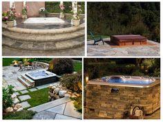 Hot Tub Landscaping Ideas | Hot Tub Landscaping Ideas