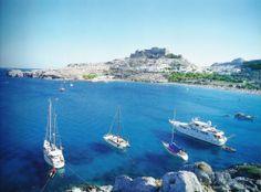 lindos Rodos greece