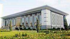 Museo de Alfombras #ashgabat #tuskmenistan #asia #travel #tourism #takemysecrets