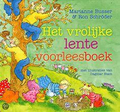 vrolijke lente voorleesboek - lente boeken en materialen - Lespakket
