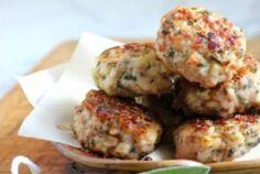 Chicken, Apple, and Fresh Sage Sausage Patties Recipe | RECIPE CORNER
