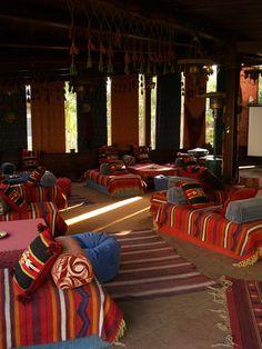The Bedouin tent room Grand Pyramids Hotel Giza Cairo [shared]