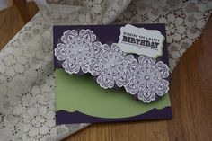 Birthday Wishes (purple and green)