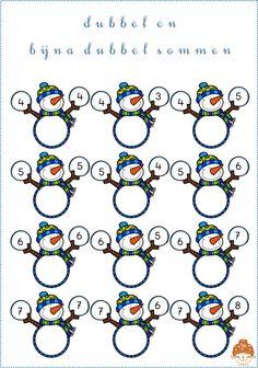 Noordpool | In m'n Sas Kindergarten Math Worksheets, Preschool Math, Math For Kids, Fun Math, Numicon, Math School, Second Grade Math, Montessori Toddler, Kids Learning