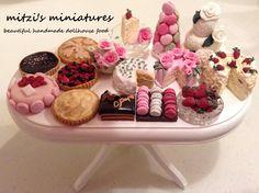 dollhouse miniature laduree - Google Search