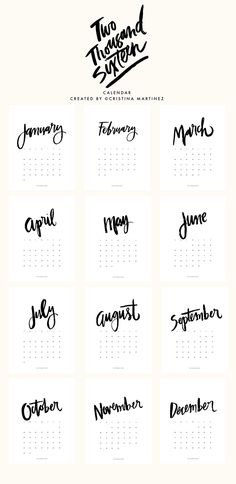 2016 Calendar ©Cristina Martinez of Cautiously Obsessed.jpg