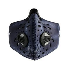 RockBros Cycling Anti-dust Half Face Mask with Filter Neoprene 2014 (Blue) - http://www.exercisejoy.com/rockbros-cycling-anti-dust-half-face-mask-with-filter-neoprene-2014-blue/cycling/