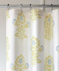 Serena and Lily Shower Curtain.