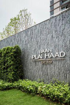 Landscape at Baan Plai Haad Pattaya