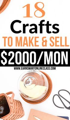 Easy Hobbies, Hobbies That Make Money, Hobbies And Crafts, Make Money From Home, How To Make Money, Things To Sell, Crafts To Make And Sell, Diy Projects To Sell, Self Employed Jobs