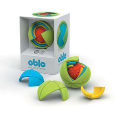 oblo puzzle spheres