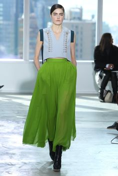 Delpozo RTW Fall 2014 - Slideshow - Runway, Fashion Week, Fashion Shows, Reviews and Fashion Images - WWD.com