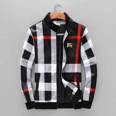 Plaid Design Jackets – Boss Styles Co Burberry Jacket, Burberry Men, Gucci Men, Hermes Men, Versace Men, Plaid Jacket, Jacket Style, Long Jackets, Shop Jackets