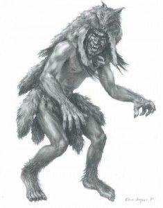 Skinwalker   I wanna see one. If they exist.