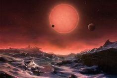 """The Habitable-Zone Planets of TRAPPIST 1, a Solar System Twice as Old as Ours --""""Life There Could Have Survived Billions of Years Beyond That On Earth"""""""
